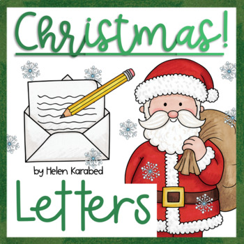 Christmas Letter Writing!