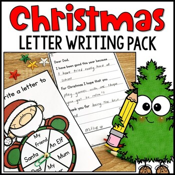 Christmas Letter Writing {Letters, Postcards, Cards and Texts}