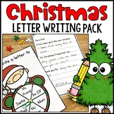 Christmas Letter Writing - Letter Writing Templates