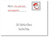 Christmas - Letter to Santa FREE!