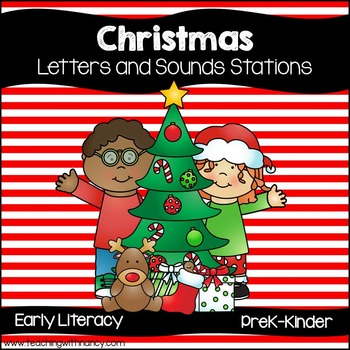 Christmas Letters and Sounds