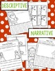 December Special Days Lift-the-Flap Writing Prompts