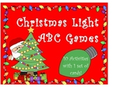 Christmas Light ABC Games