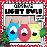 Christmas Light Bulb Craft with Class Books