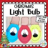 Christmas Light Bulb Craft with Class Books