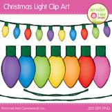 Christmas Light Clip Art