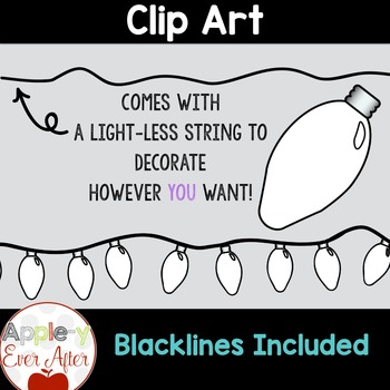 Christmas Light Clipart