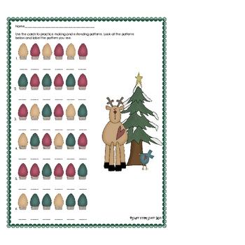 Christmas Light Patterns