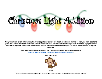 Christmas Lights Addition
