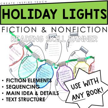 Christmas Lights Book Analysis