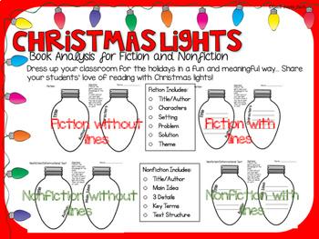 Holiday Lights Book Analysis