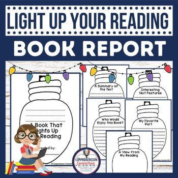 Christmas Lights Book Review Freebie