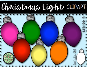 Christmas Lights Clip Art