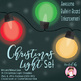 Christmas Lights Clipart BUNDLE (Classroom or Commercial Use)