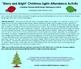 Christmas Lights SMART Board Attendance Activity w/ Animation and Sound