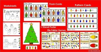 Christmas Lights Set 011162012