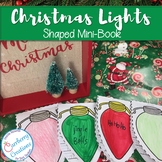 Mini-Book : Christmas Lights Shaped