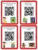 Christmas Listening Center with QR Codes {20 Stories}