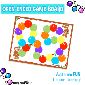 Christmas Story Comprehension by Talking with Rebecca  TpT