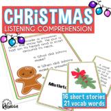 Christmas Story Comprehension