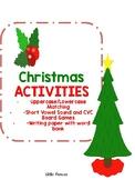 Christmas Literacy Activities !!