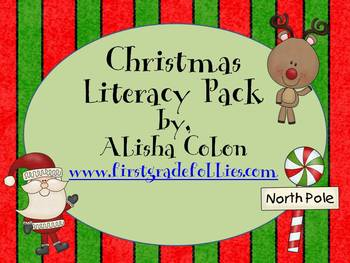 Christmas Literacy Activities Pack