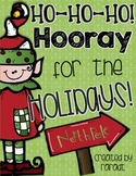 Christmas Literacy Activities Super Pack! {Common Core Aligned}