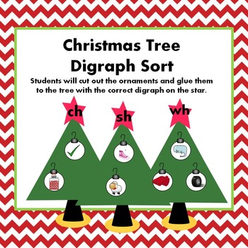 Christmas Literacy Center Activities and Elf Writing Craft