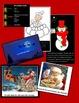 Christmas Literacy Activities, Songs, Worksheets, Games, Art, SmartBoard
