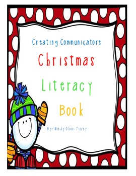 Christmas Literacy Book