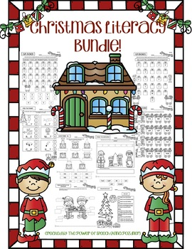 Christmas Literacy Bundle!