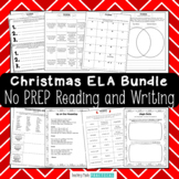 Christmas Reading Bundle – Christmas Literacy Centers, Chr