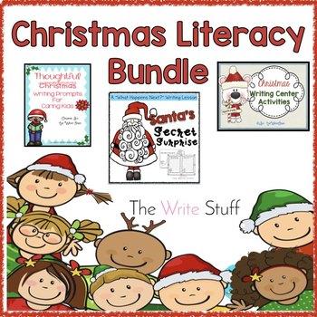 Christmas Literacy Bundle