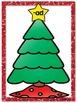 Christmas Literacy Center - CVC Words