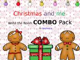 Christmas Literacy Center COMBO  Pack