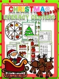 Christmas Literacy Centers