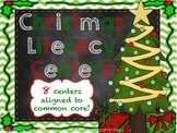 Christmas Literacy Centers: Third Grade! Common Core!