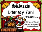 Christmas Literacy Centers and Activities