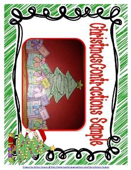 Christmas Literacy Craftivities and Persuasive Writing