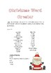 Christmas Literacy Extension Task Cards
