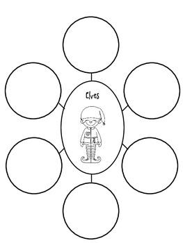 Christmas Literacy & Math Unit