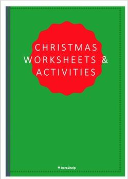 Christmas Literacy & Maths activities