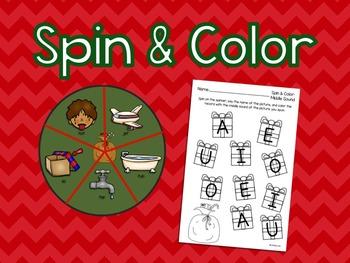 Christmas Literacy Pack