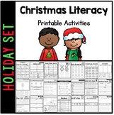 Christmas Literacy Pack (Ready to Go!)