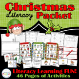 Christmas Literacy Packet