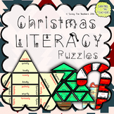 Christmas Literacy Puzzles