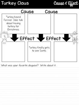 Christmas Literacy Responses