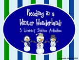 Christmas Literacy Stations: Reading in a Winter Wonderland