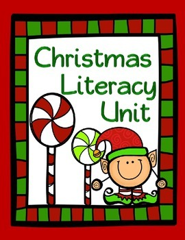 Christmas Literacy Unit