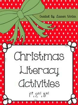 Christmas Reading Activities